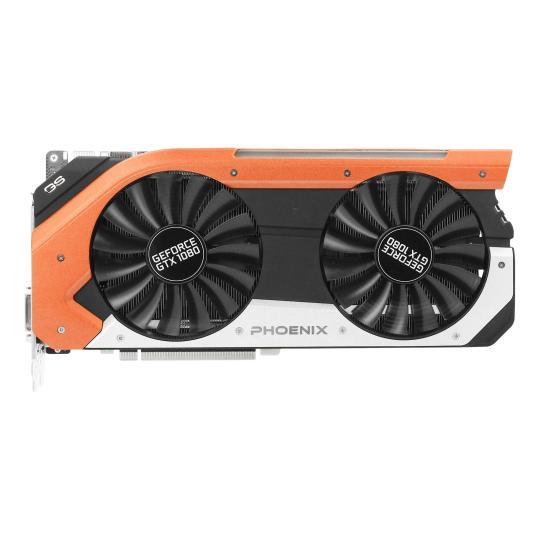 Gainward GeForce GTX 1080 Phoenix GS (3644) schwarz & rot sehr gut