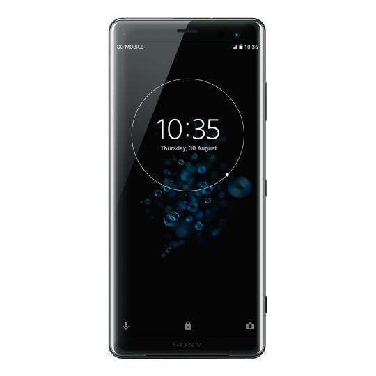 Sony Xperia XZ3 Dual-SIM 64GB schwarz neu