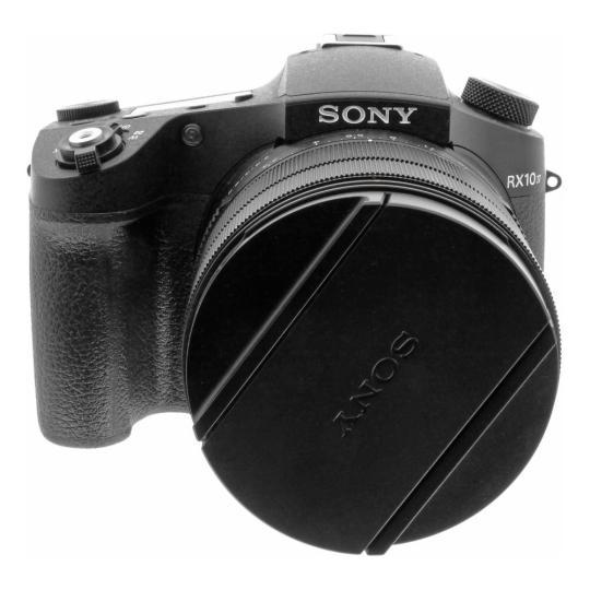 Sony Cyber-shot DSC-RX10 IV schwarz wie neu