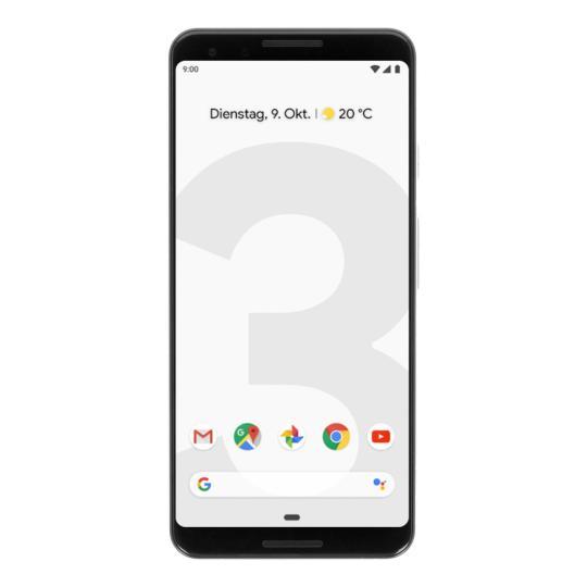 Google Pixel 3 64GB weiss gut