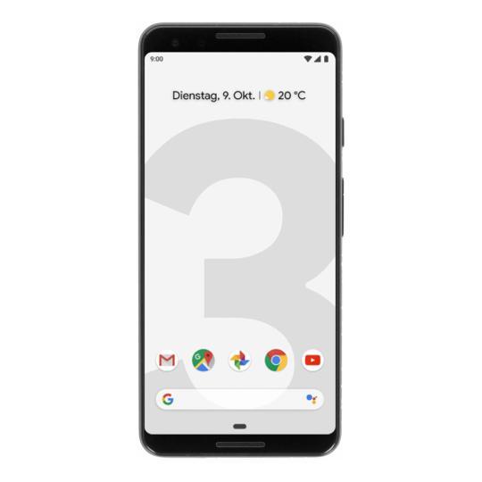 Google Pixel 3 128GB schwarz gut