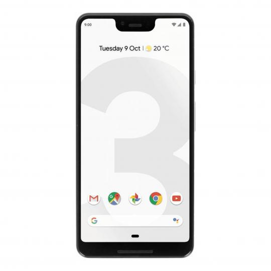 Google Pixel 3 XL 64GB weiß wie neu