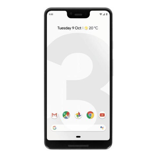 Google Pixel 3 XL 128GB weiß sehr gut
