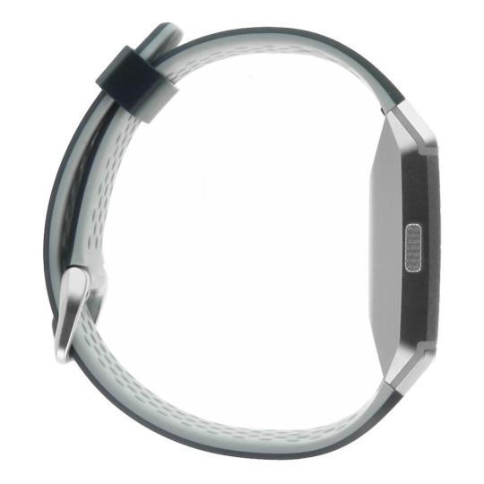 Fitbit Ionic adidas Edition (FB503WTNV) blau & grau