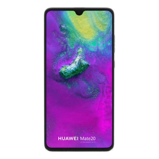 Huawei Mate 20 Dual-Sim 128GB schwarz gut