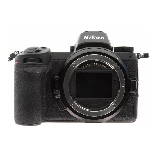 Nikon Z7 schwarz gut