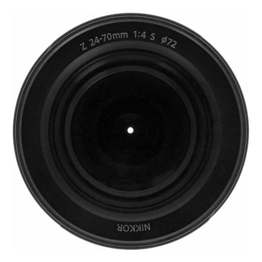 Nikon 24-70mm 1:4.0 Z S schwarz gut
