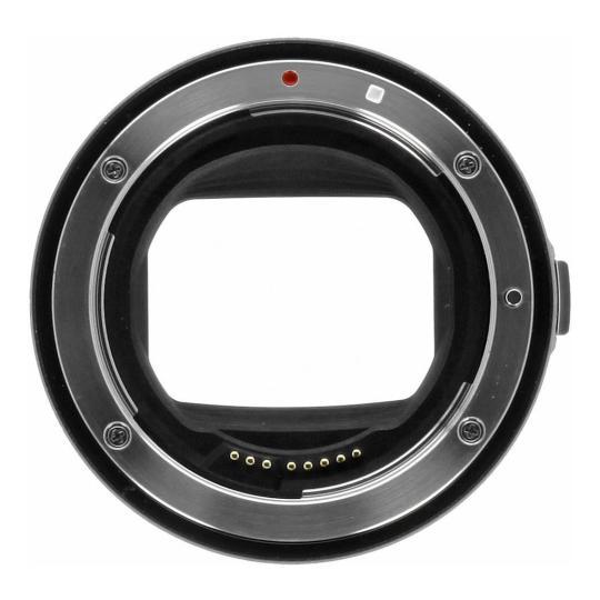 Canon EF-EOS R Objektivadapter schwarz gut