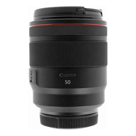 Canon 50mm 1:1.2 RF L USM schwarz gut