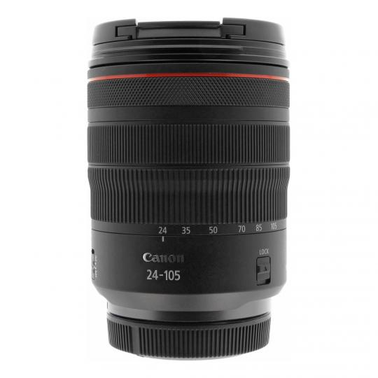 Canon 24-105mm 1:.0 RF L IS USM schwarz gut