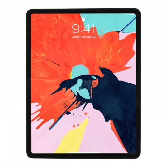 "Apple iPad Pro 12,9"" +4G (A1895) 2018 512GB silber gut"