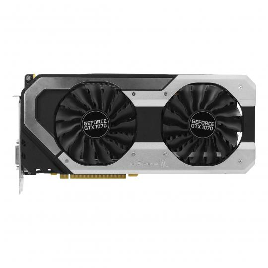 Palit GeForce GTX 1070 Super JetStream (NE51070S15P2J) schwarz wie neu