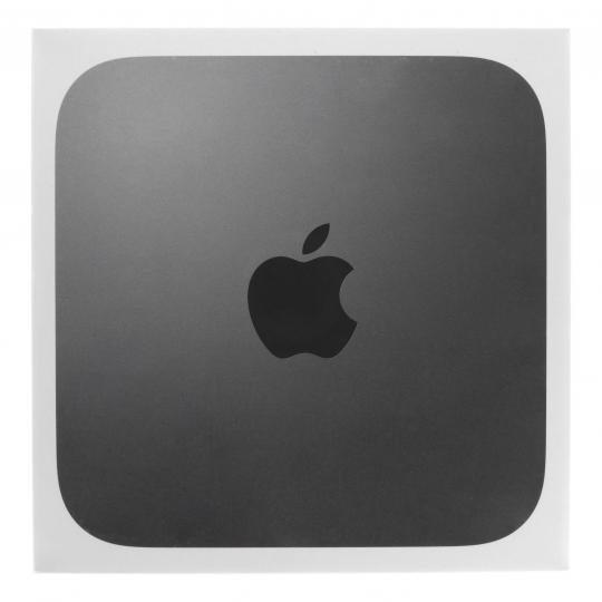 Apple Apple Mac mini 2018 3,60 GHz Quad-Core Intel Core i3 mit 6 MB geteiltem L3 Cache 3,60 GHz 128 GB SSD 8 GB spacegrau wie neu