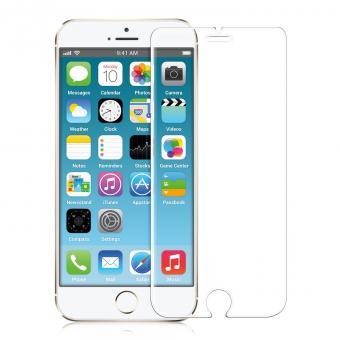 kwmobile Glas Folie für Apple iPhone 6 / 6S / 7 kristallklar (21930.1) neu