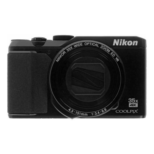 Nikon Coolpix A900 schwarz sehr gut