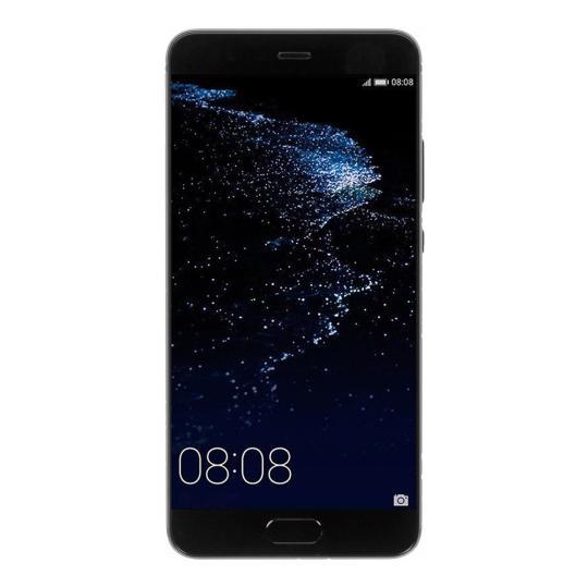 Huawei P10 Plus Dual-Sim 128GB schwarz gut