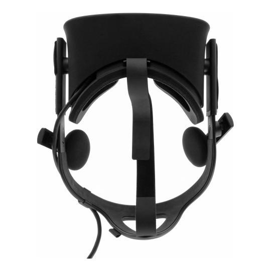 Oculus Rift + Oculus Touch noir Neuf