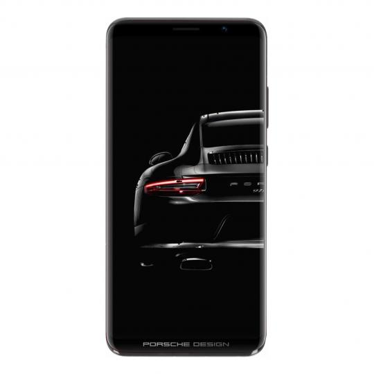 huawei mate rs porsche design 256gb schwarz sehr gut. Black Bedroom Furniture Sets. Home Design Ideas