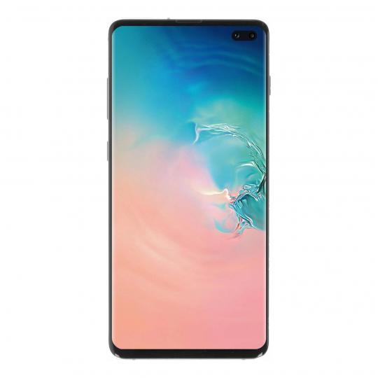 Samsung Galaxy S10+ Duos (G975F/DS) 1To blanc prisme Comme neuf