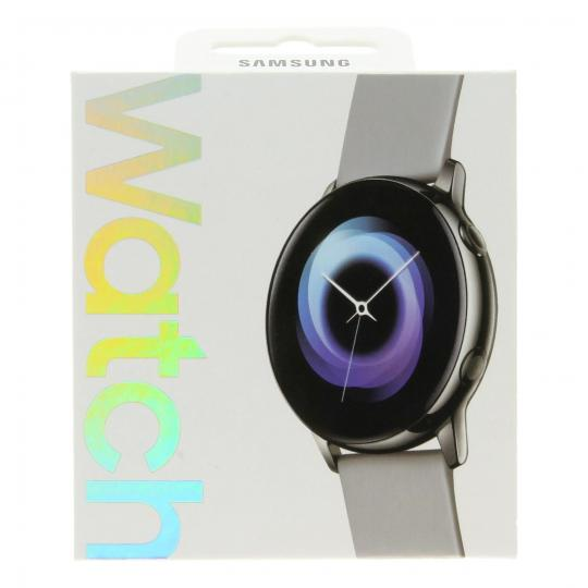 Samsung Galaxy Watch Active silber (SM-R500) wie neu