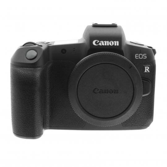 Canon EOS R mit Objektivadapter EF-EOS R schwarz sehr gut