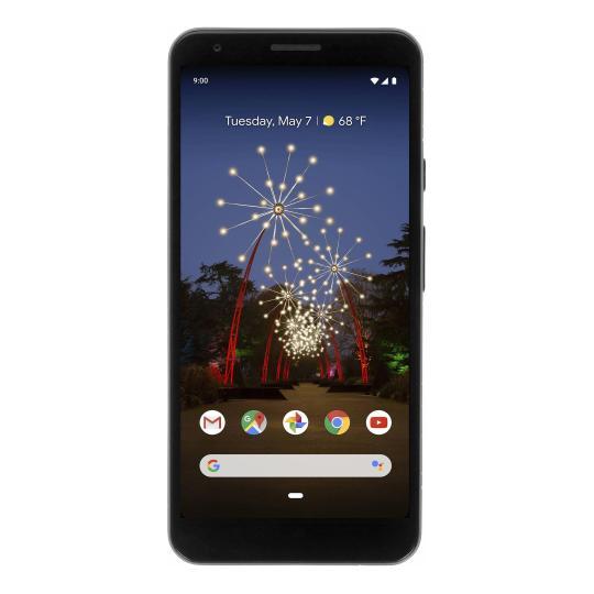 Google Pixel 3a XL 64GB schwarz neu