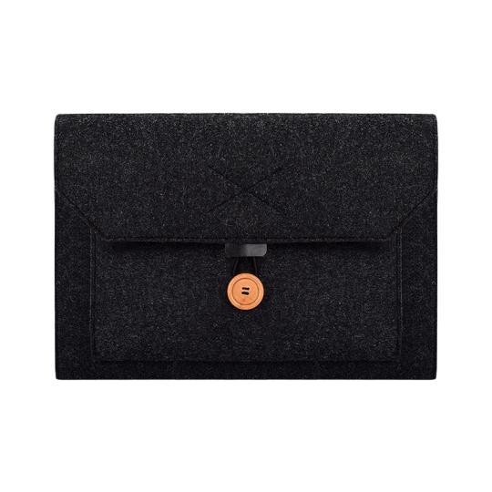 """Sleeve für Apple MacBook 13,3"""" -ID16955 schwarz neu"""