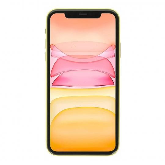 Apple iPhone 11 128GB gelb gut