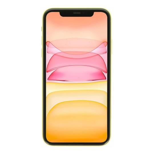 Apple iPhone 11 256GB gelb gut