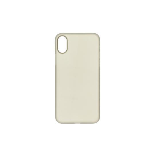 Hard Case für Apple iPhone X -ID17000 schwarz/durchsichtig neu