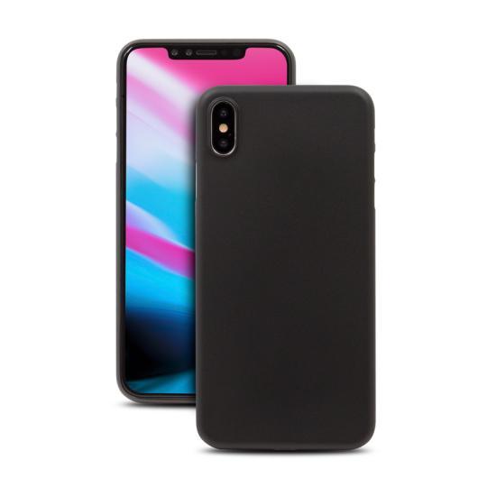 coiincase Ultra Slim PP Case für Apple iPhone XS *ID17009 schwarz neu