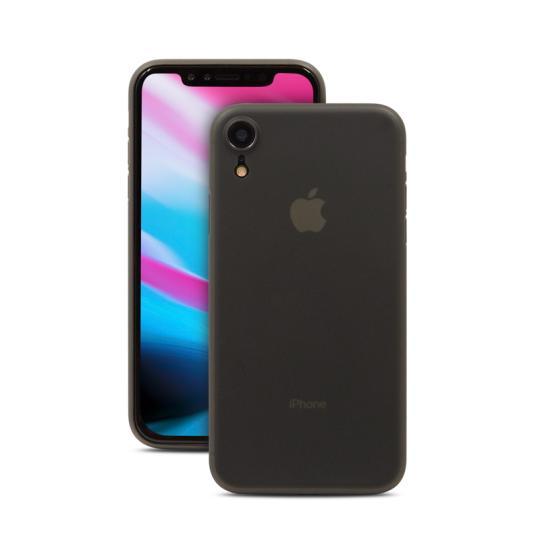 Hard Case für Apple iPhone XR -ID17012 schwarz/durchsichtig neu