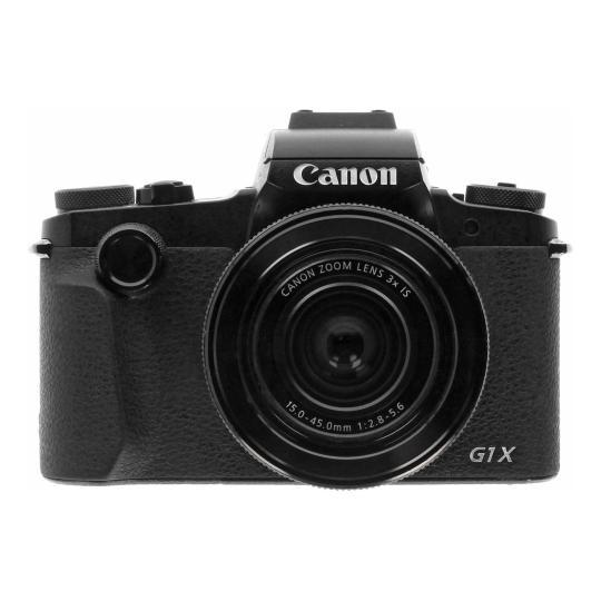 Canon PowerShot G1 X Mark III schwarz wie neu