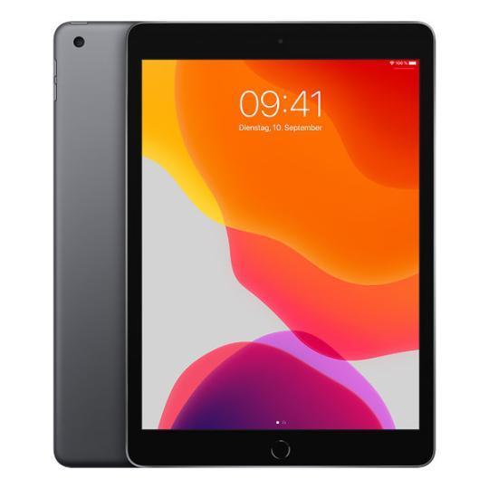 Apple iPad 2019 (A2200) +4G 32GB spacegrau gut