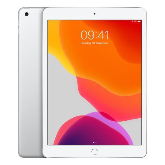 Apple iPad 2019 (A2200) +4G 128GB silber wie neu