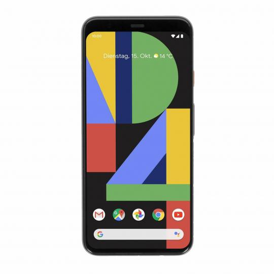 Google Pixel 4 64GB weiß wie neu