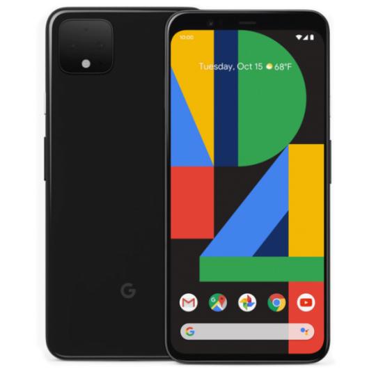 Google Pixel 4 128GB schwarz gut