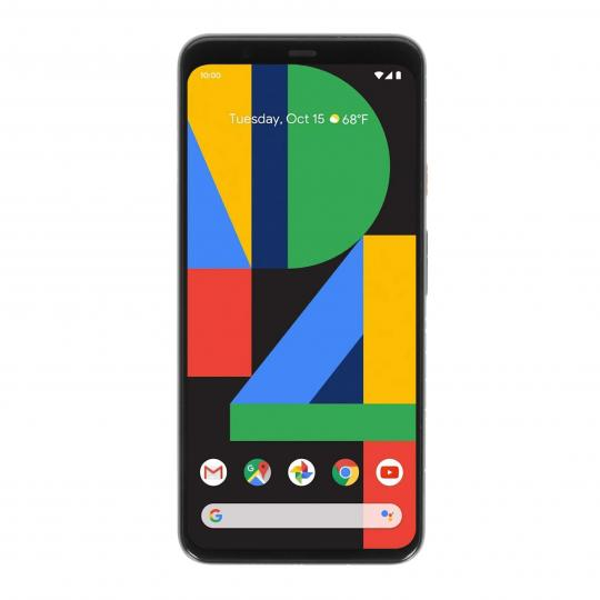 Google Pixel 4 XL 64GB weiß wie neu