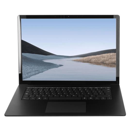 """Microsoft Microsoft Surface Laptop 3 15"""" 1,30 Ghz i7 512 GB SSD 16 GB schwarz gut"""