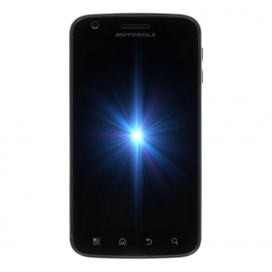 Motorola Atrix schwarz gut