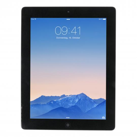 Apple iPad 2 WiFi + 3G (A1396) 16 Go noir Bon