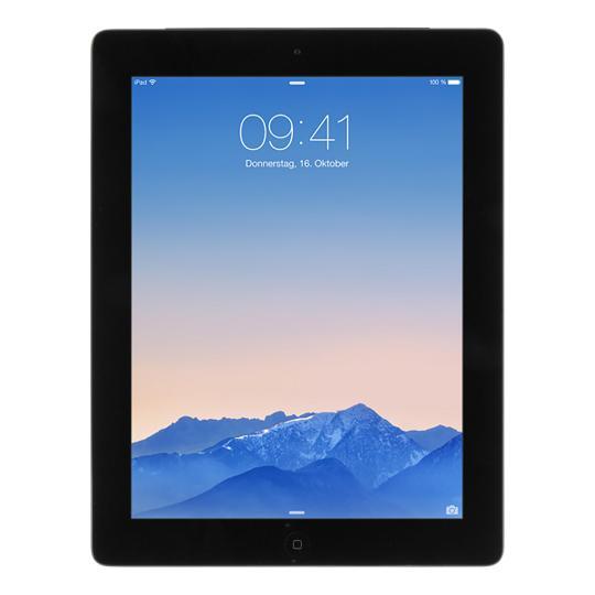 Apple iPad 2 3G (A1396) 16GB schwarz grau gut