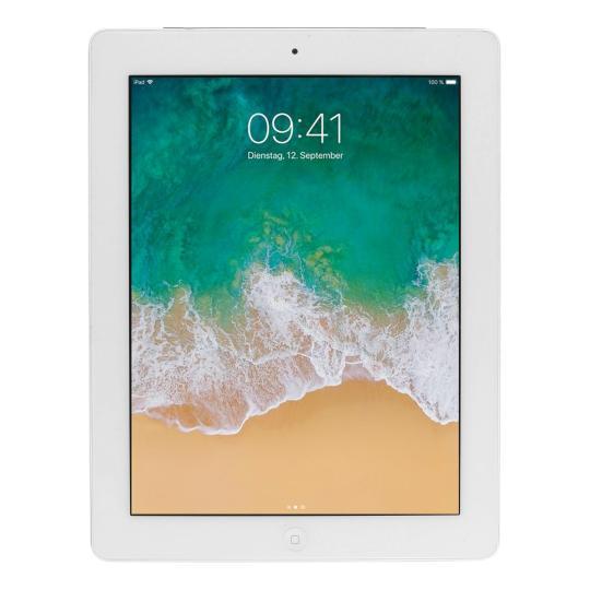 Apple iPad 2 WiFi + 3G (A1396) 32 Go blanc argent Bon
