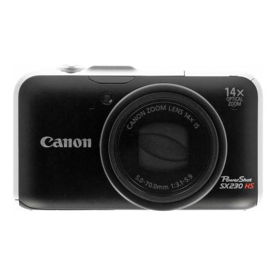 Canon PowerShot SX230 HS noir Bon