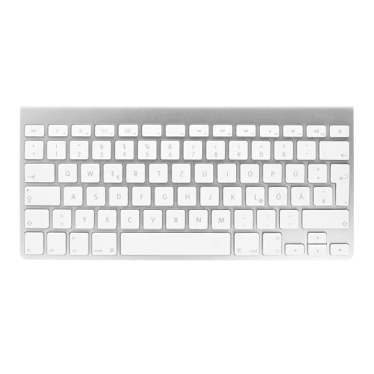 Apple Wireless Keyboard QWERTZ (A1314 / MC184D/A) weiß gut
