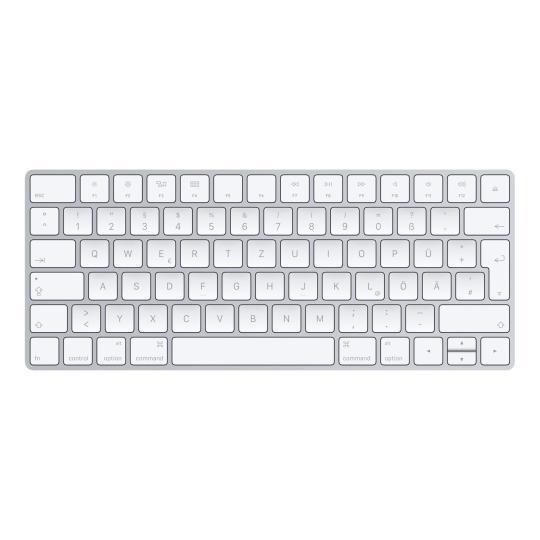 Apple USB Keyboard (A1242 / MB869D/A) silber gut