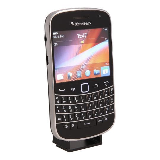 BlackBerry 9900 Bold 8 GB Schwarz gut