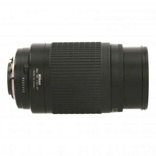 Nikon 70-300mm 1:4-5.6G AF NIKKOR negro buen estado