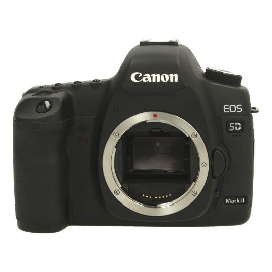 Canon EOS 5D Mark II Schwarz wie neu