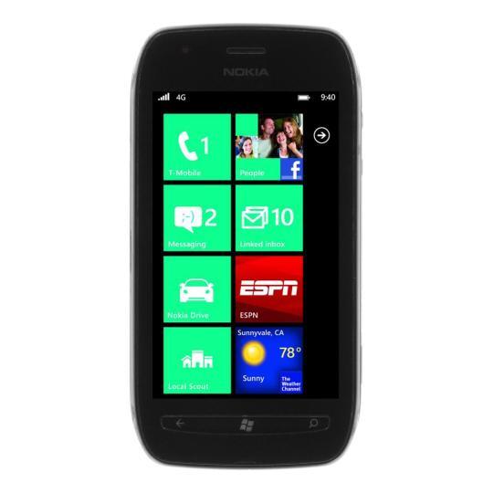 Nokia Lumia 710 8 Go noir Bon